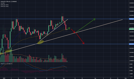 OMGBTC: OMG/USDT: possible entry point soon