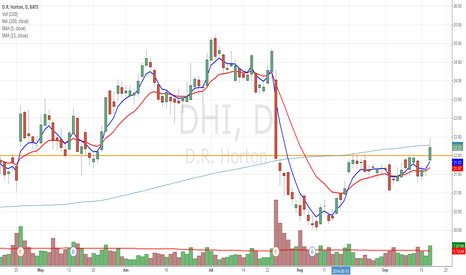 DHI: DHI time to build exposure to this sector?