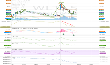WLT: Watch MACD for timing entries