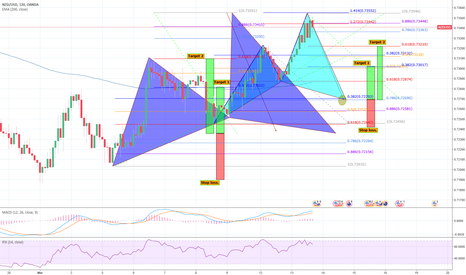 NZDUSD: NzdUSD, cypher bullish, 2 hour