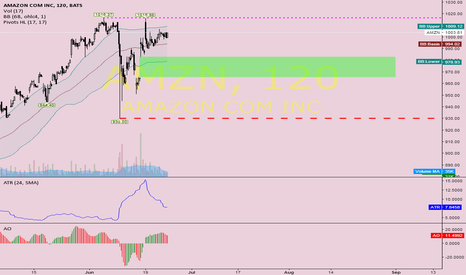 AMZN: If 950$ & 930$ holds (summer) 1.110$ are possible (year end) ?!