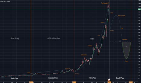 BTCUSD: This time it's different. No, it's a glorious bubble!