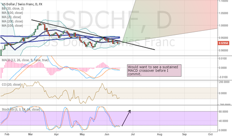 USDCHF: A long term trade that will 100% pay off. Guaranteed