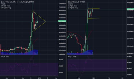 QTUMUSD: Qtum looking bullish