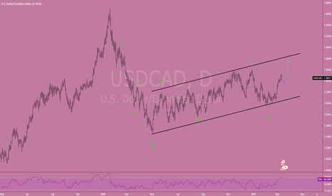 USDCAD: USDCAD at important level