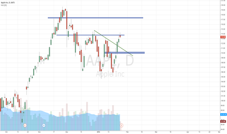 AAPL: Levels for Apple