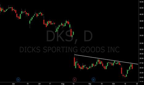 DKS: Short setup on DKS