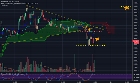 BCHUSD: BCH ready to buy again? I think so...