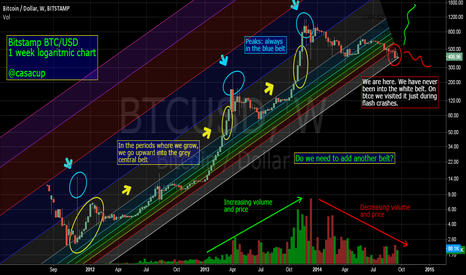 BTCUSD: BTC/USD: is this the bottom, or not?