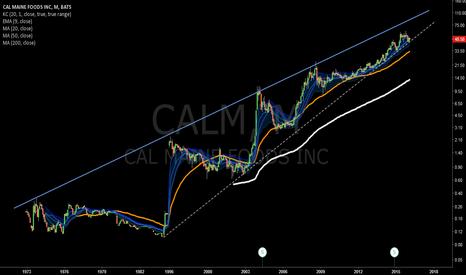 CALM: Longer term just riding the M
