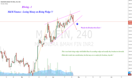 M_MFIN: Mahindra Finance : Results are catalyst ( BSwing - 1)