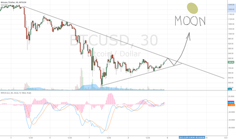 BTCUSD: TO THE MOON!