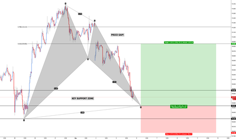 USDJPY: USD/JPY - Bullish Bat