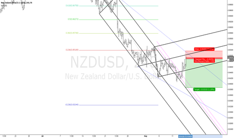 NZDUSD: NZD USD SHORT CROWD SENTIMENT & HAGOPIAN RULE