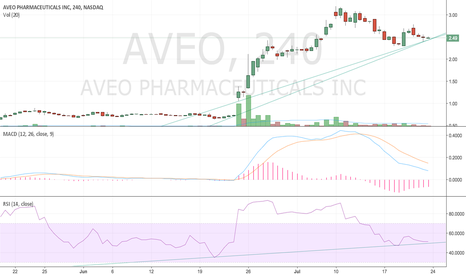 AVEO: Critical Support Lines