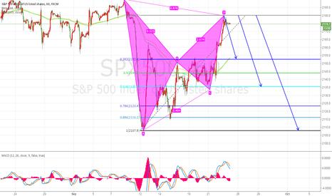 SPX500: SPX500 homonic pattern