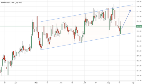 MARICO: Marico moving in channel