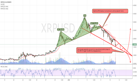 XRPUSD: What is the future of Ripple ?