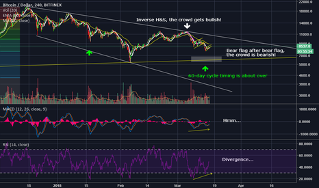 BTCUSD: Bitcoin: Messing with your head.