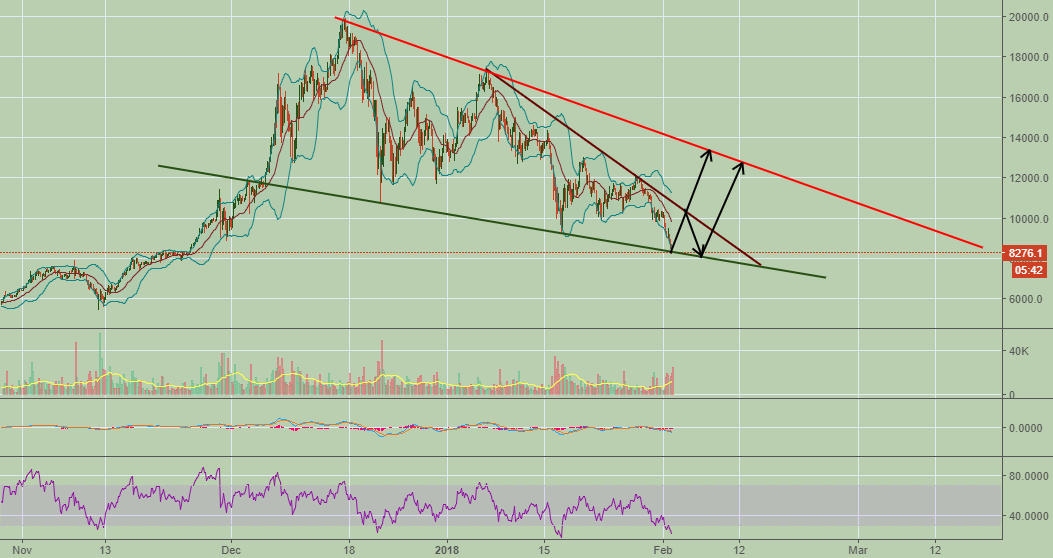 Bitcoin: Don't be scared now, hold or buy!