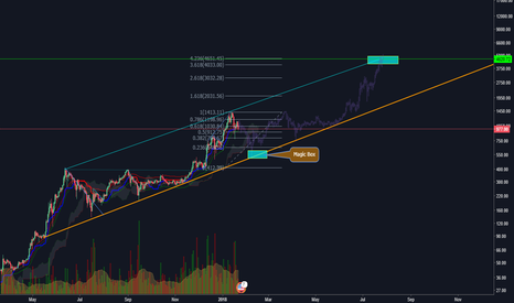 ETHUSD: ETH $4600 #1 MCAP Invessetement for the long term.