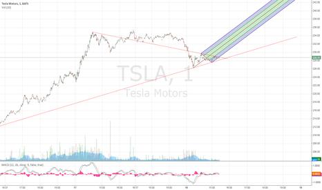 TSLA: TSLA by min analysis?