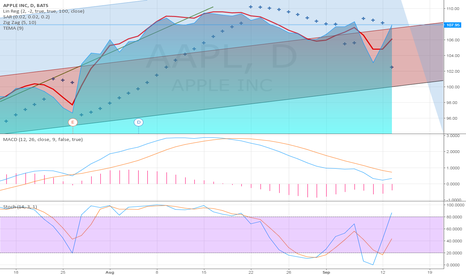 AAPL: Slowly