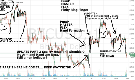 BTCUSD: PMF Is Going to Leave The Building now, It's been fun.