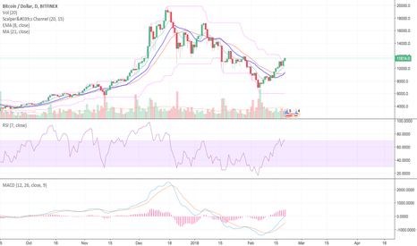 BTCUSD: BTC to 13k by end of week (25/02)