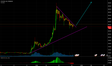 LTCUSD: The small down trend will soon be over