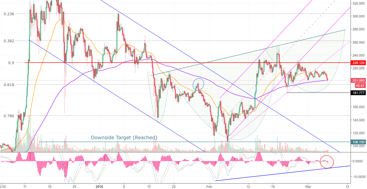 Litecoin Puts The Bulls on Edge (LTC)