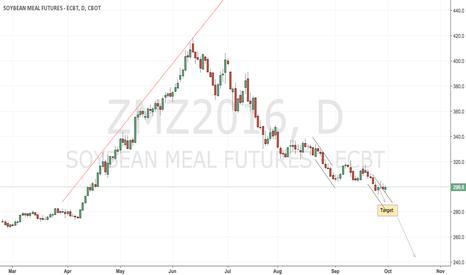 ZMZ2016: CBoT soyameal still bearish