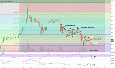 LTCUSD: Confirmation for a target price of $55-56 in the next 8-10 hours