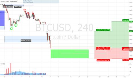 BTCUSD: Bitcoin to $250-270