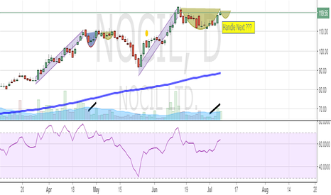 NOCIL: NOCIL : Breakout with a rounding pattern or forming a handle ?