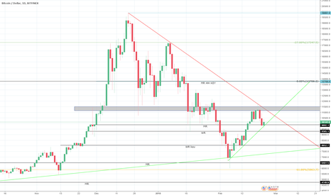 BTCUSD: BTC bull run update.
