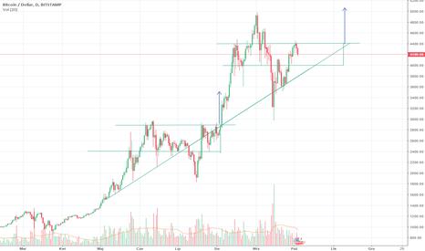 BTCUSD: Trend BTC / USD na najbliższe 2 tyg
