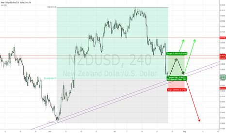NZDUSD: NZD/USD rebond