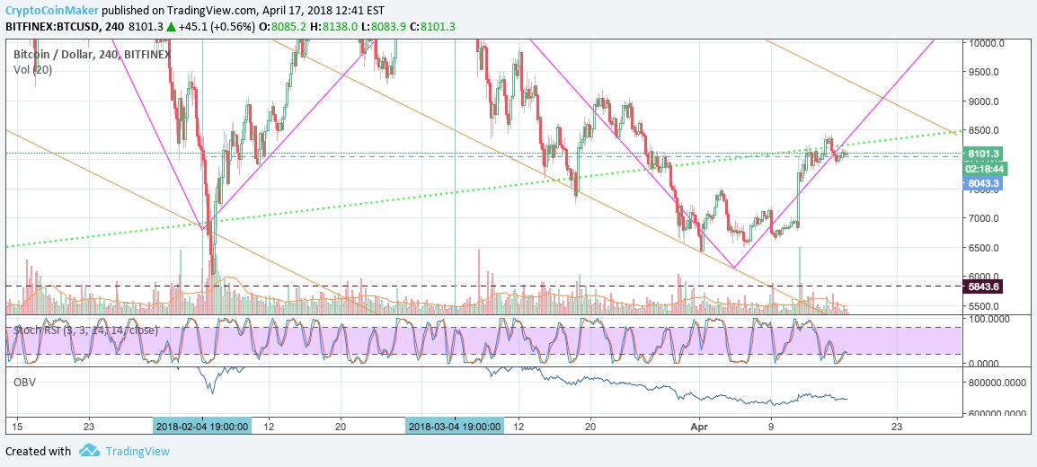btc bitfinex tradingview