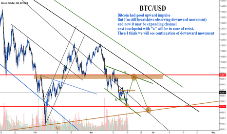 BTCUSD: BTC/USD Review 19.03