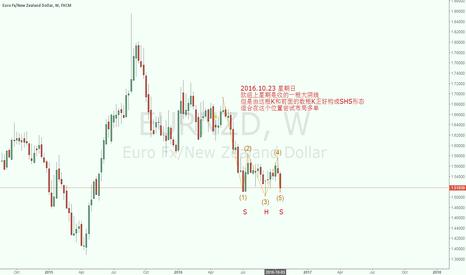 EURNZD: A SHS pattern to LONG
