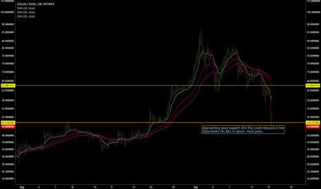 LTCUSD: Silly oversold.LTC