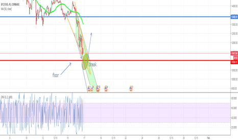 BTCUSD: what a noob can see . Bitcoin usd Situation