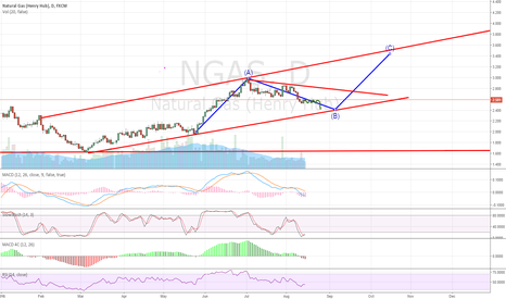 NGAS:  NGAS - A short not to trade