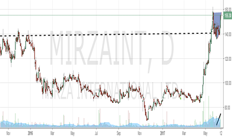 MIRZAINT: MIRZA : GETTING READY FOR NEXT MOVE ?