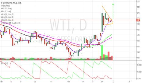 WTI: Daily beautiful Bull Flag