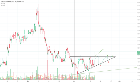 AXSM: Axsome Buy Opportunity