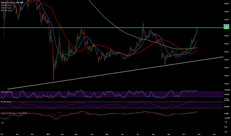 BTCUSD: This could be the best performing currency of 2015 lol