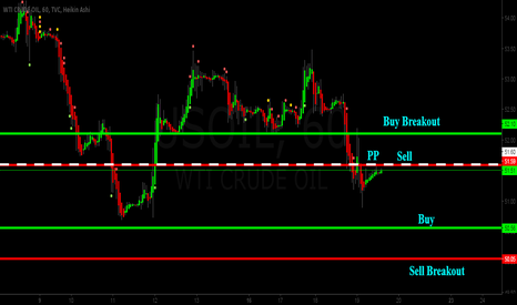 USOIL: Today 19 01 2016. Intraday Levels for Crude Buy Sell