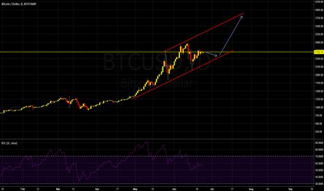 BTCUSD: BTC will rise again